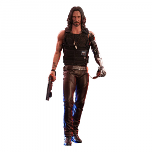*PREORDER* Cyberpunk 2077 Action Figure: JOHNNY SILVERHAND by Hot Toys