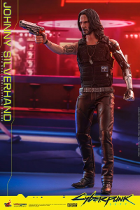 *PREORDER* Cyberpunk 2077: JOHNNY SILVERHAND by Hot Toys
