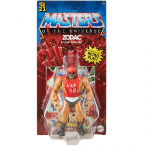 *PREORDER* Masters of the Universe ORIGINS: ZODAC by Mattel 2021