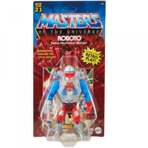 *PREORDER* Masters of the Universe ORIGINS: SERIE 2 Completa by Mattel 2021