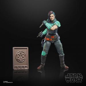 Star Wars: Black Series (Credit Collection) The Mandalorian CARA DUNE by Hasbro