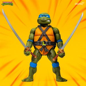 Teenage Mutant Ninja Turtles: Ultimates Action Figure LEONARDO by Super 7