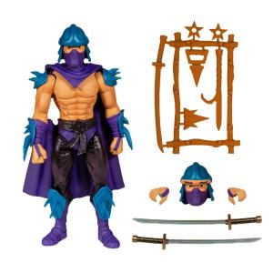 Teenage Mutant Ninja Turtles: Ultimates Action Figure EVIL SHREDDER by Super 7