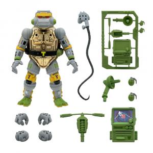 Teenage Mutant Ninja Turtles: Ultimates Action Figure METALHEAD by Super 7