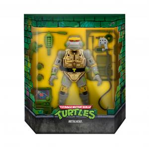 Teenage Mutant Ninja Turtles: Ultimates: METALHEAD by Super 7