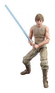 Star Wars: Black Series (Classic Box) LUKE SKYWALKER (Dagobah) Empire Strike Back 40th Anniversary by Hasbro
