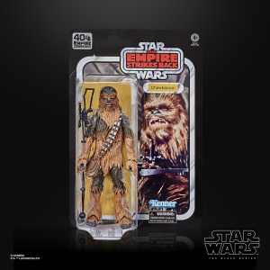 Star Wars: Black Series (Classic Box) CHEWBECCA Empire Strike Back40th Anniversary by Hasbro