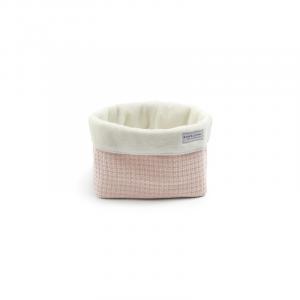 Beauty case Cestino porta oggetti Store Bag Soft Pink Bamboom