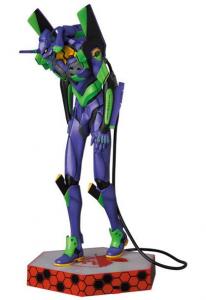 *PREORDER* Neon Genesis Evangelion Statua: EVANGELION SHOGO-KI ver. NEW COLOR by Medicom Toys