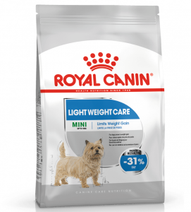 Royal Canin - Canine Care Nutrition - Mini Light Weight Care - 3kg