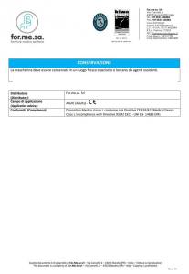 MASCHERINA 3 VELI CHIRURGICA - IIR   CONF. DA 50 PEZZI