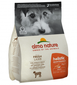 Almo Nature - Holistic Dog - Extra Small/Small - Adult - 2kg