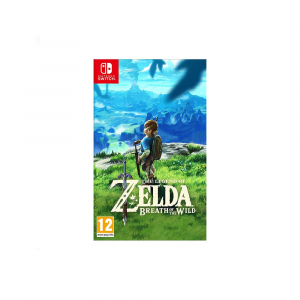 The Legend of Zelda: Breath of the Wild - USATO - NSwitch