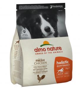 Almo Nature - Holistic Dog - Medium/Large - Adult - 2kg