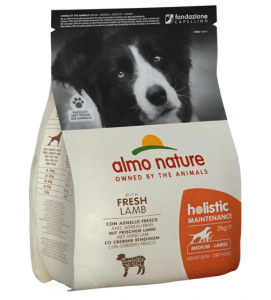 Almo Nature - Holistic Dog - Medium/Large - Adult - 2kg