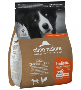 Almo Nature - Holistic Dog Maintenance - Medium/Large - Adult - 2kg