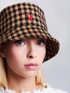 Vicolo - cappello secchiello check