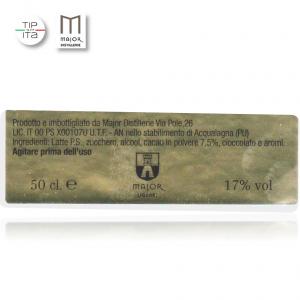 Cioccosambuca - Cioccolato e Sambuca - 50cl