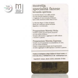 Moretta Fanese - 70cl