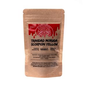 Seasoning Trinidad Moruga Scorpion Yellow