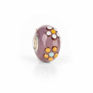 Beads Trollbeads Bouquet Viola - Main view - small