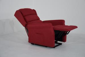 SUN - Poltrona relax elettrica reclinabile alzapersona dal design bergere