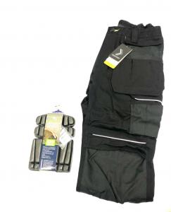 Pantalone Work Holster Cotone