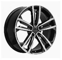 Cerchi in lega  2017 GT TDI  Dedica  VW & SKODA  18''  Width 8   5x112  ET 45  CB 57.1    BLACK / POLISHED