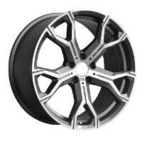 Cerchi in lega  2019 X5 MSPORT  Dedica  BMW  20''  Width 9   5x120  ET 30  CB 74.1    GREY / POLISHED