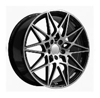 Cerchi in lega  COMPETITION  Dedica  BMW  20''  Width 8.5   5x120  ET 40  CB 72.6    BLACK/POLISHED