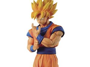 *PREORDER* Dragon Ball Z - Solid Edge Works Statua: SUPER SAIYAN SON GOKU by Banpresto