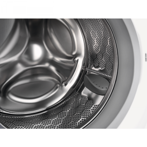 AEG L6FBI843 lavatrice Libera installazione Caricamento frontale 8 kg 1400 Giri/min A+++ Bianco