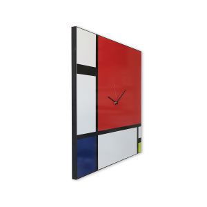 Orologio da parete Mondrian, DesignObject