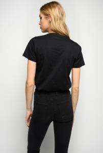 T-shirt Quentin 1 ricamo Pinko