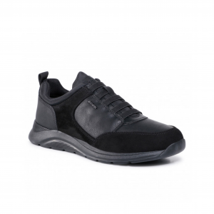 Damiano Lace Up Sneakers Geox U04AND 0MEU5 C9999  -9