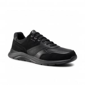Damiano Lace Up Sneakers U04ANC 0MEU5 C9999  -9