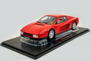 Ferrari Testarossa 1984 Red 1/18 Kk