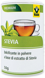 STEVIA DOLCIFICANTE POLVERE