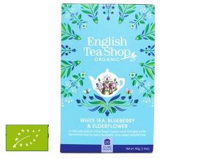 WHITE TEA BLUEBERRY ELDERFLOWER