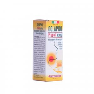 Golapiol spray