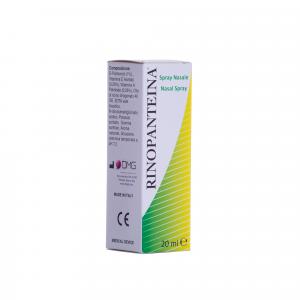 Rinopanteina spray nasale