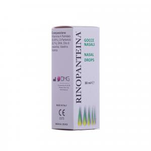Rinopanteina gocce nasali
