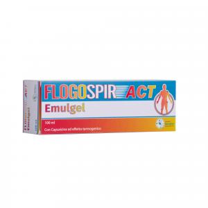 FLOGOSPIR ACT EMULGEL