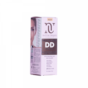 Natur unique dd cream medium