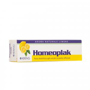 Homeoplak dentifricio