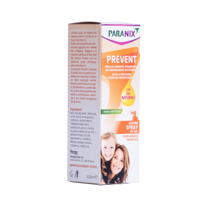Paranix prevent spray