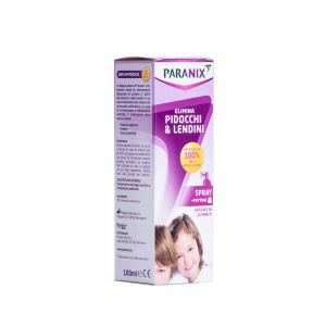 Paranix spray trattamento pettine