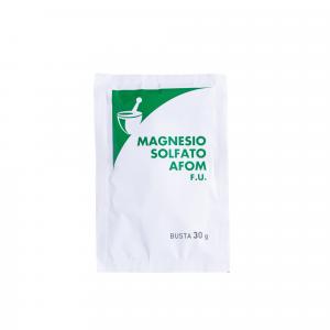 Magnesio solfato afom