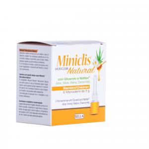 Miniclis natural md bambini