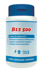B12 500 CIANOCOBAL